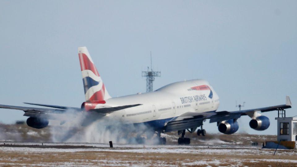 Así son los Boeing 777 que compró British Airways.