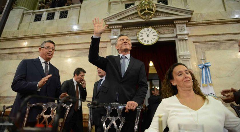 Macri anunció un aumento de 46% de la Asignación Universal por Hijo