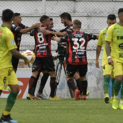Patronato vs Defensa y Justicia