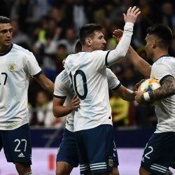 gol argentina 442