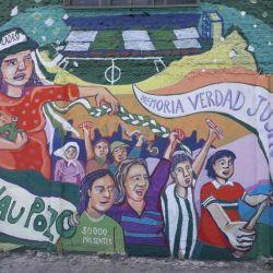 pozo banfield mural dictadura militar 24 marzo