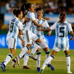 seleccion argentina futbol femenino @TvTeayDeportea