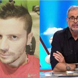 Ulises Jaitt se cruzó con Jorge Rial
