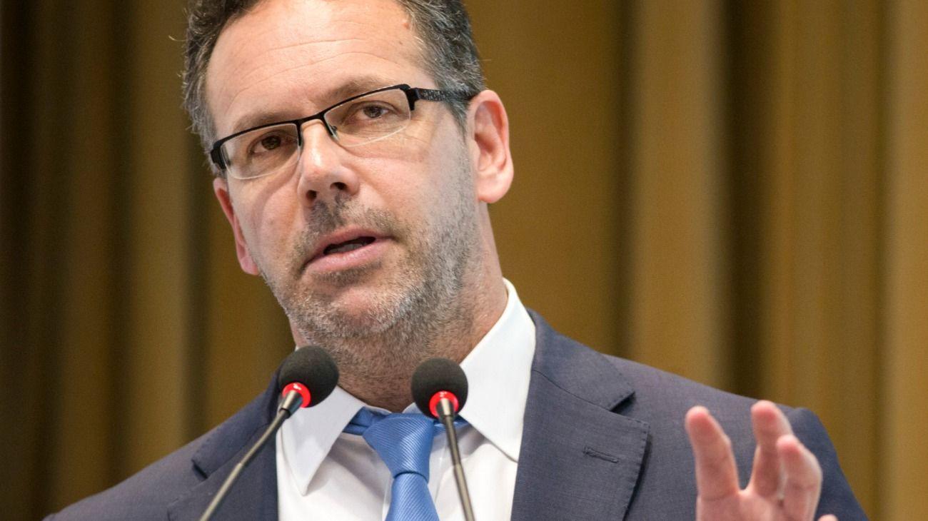 Imagen de archivo | El presidente del Banco Central, Guido Sandleris.