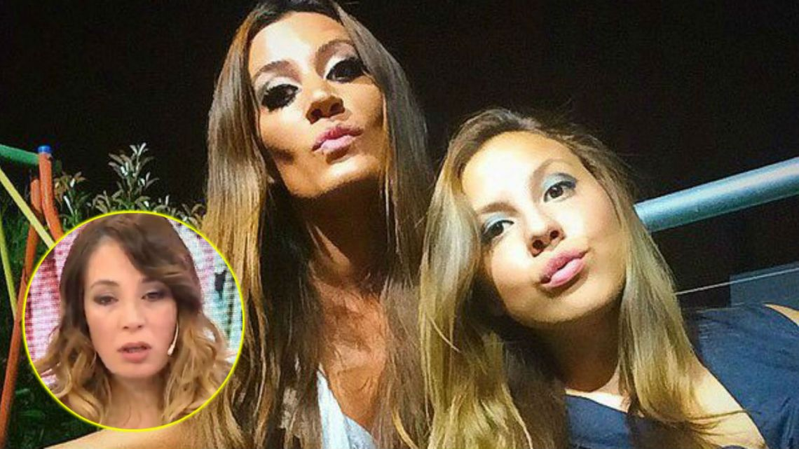 El furioso mensaje de la hija de Natacha a Lissa Vera