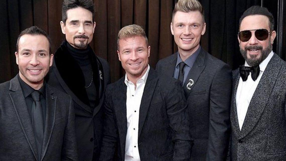 El triunfal regreso de los Backstreet Boys a Viña del Mar fue opacado por una fuerte acusación