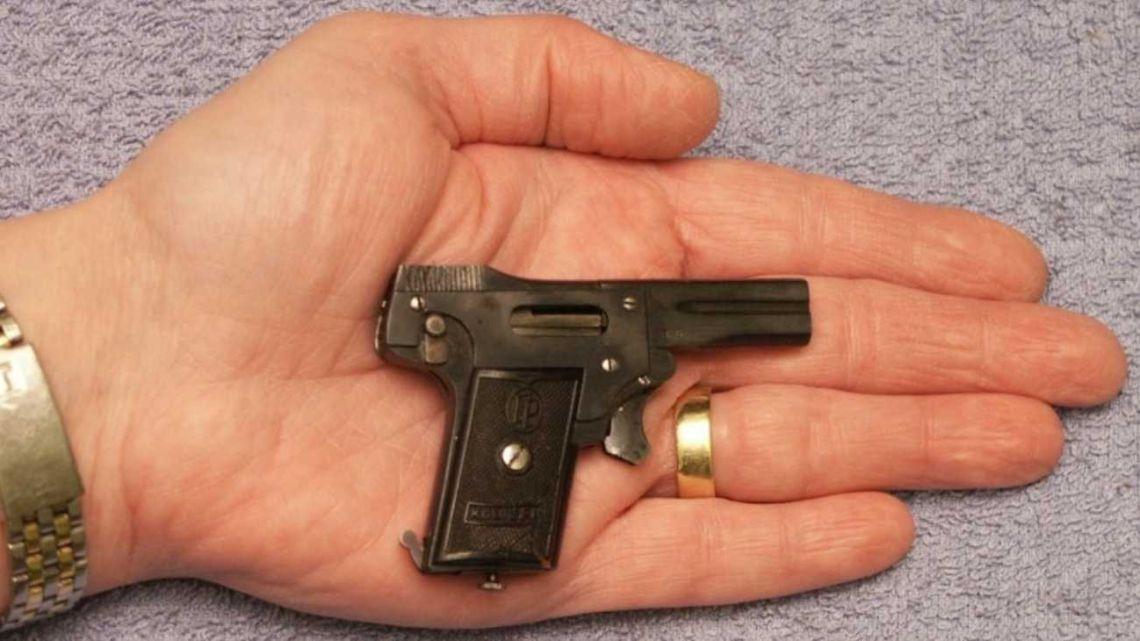 Las 5 pistolas más raras del mundo