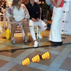 Morena celebró el baby shower con Jorge Rial