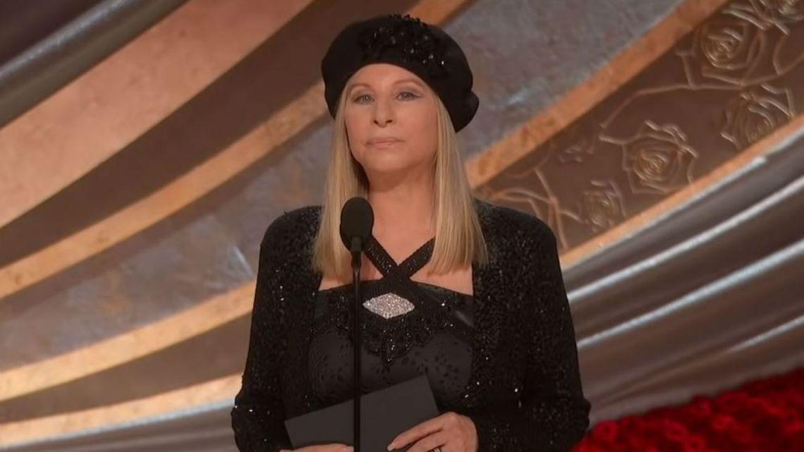 """Por qué Barbra rechazó presentar """"A Star Is Born"""" en los Oscars"""