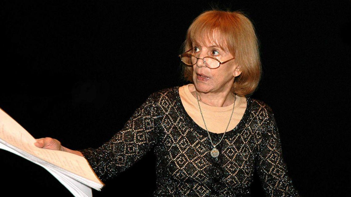 Murió Beatriz Taibo
