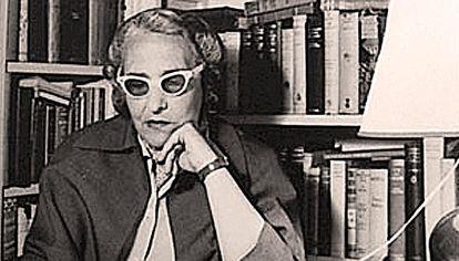 Única. El autor desgrana el estrecho vínculo de la gran intelectual argentina con el cine. Una relación de amor, y también de pensamientos.