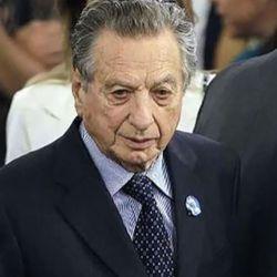 A los 88 años, falleció Franco Macri