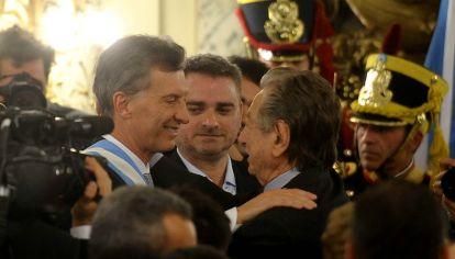 Franco Macri nació en Roma, Italia, el 15 de abril de 1930 y llegó a Buenos Aires a los 19 años, junto a dos hermanos.