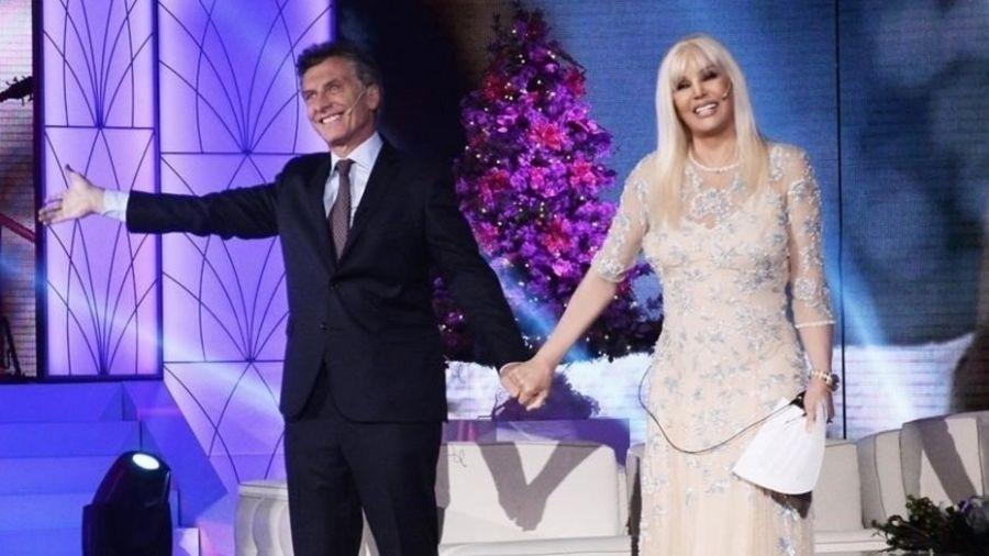 Susana acompaña a Macri en este doloroso momento