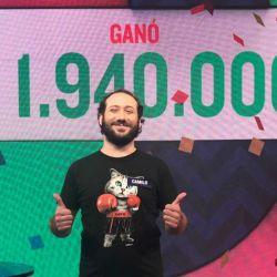 Después de varias semanas, Camilo logró convertirse en el nuevo ganador.