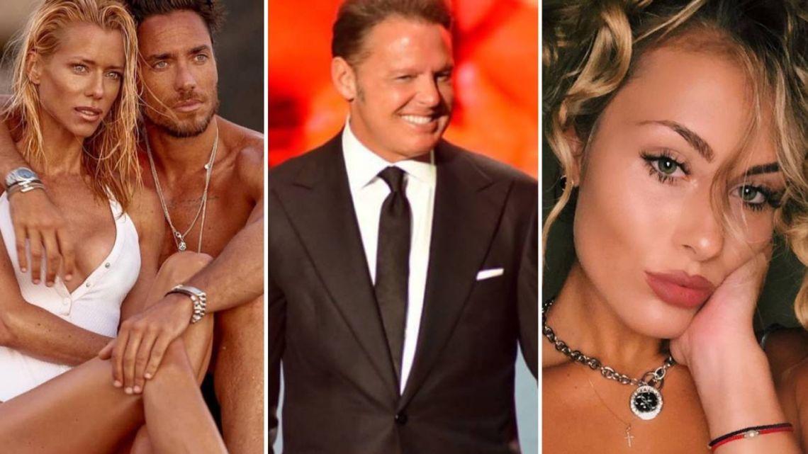 La novia de Luis Miguel habría engañado al cantante con la pareja de Nicole Neumann