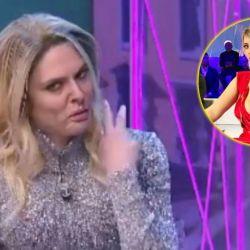 La actriz ridiculizó a Wanda tras su llanto en tv.