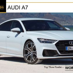 Audi y BMW, finalistas en la elección del auto más lujoso