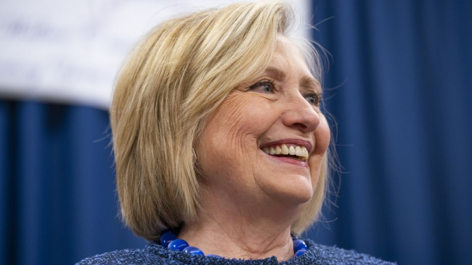 Clinton Rules Out 2020 Bid But Vows to Keep Speaking Out