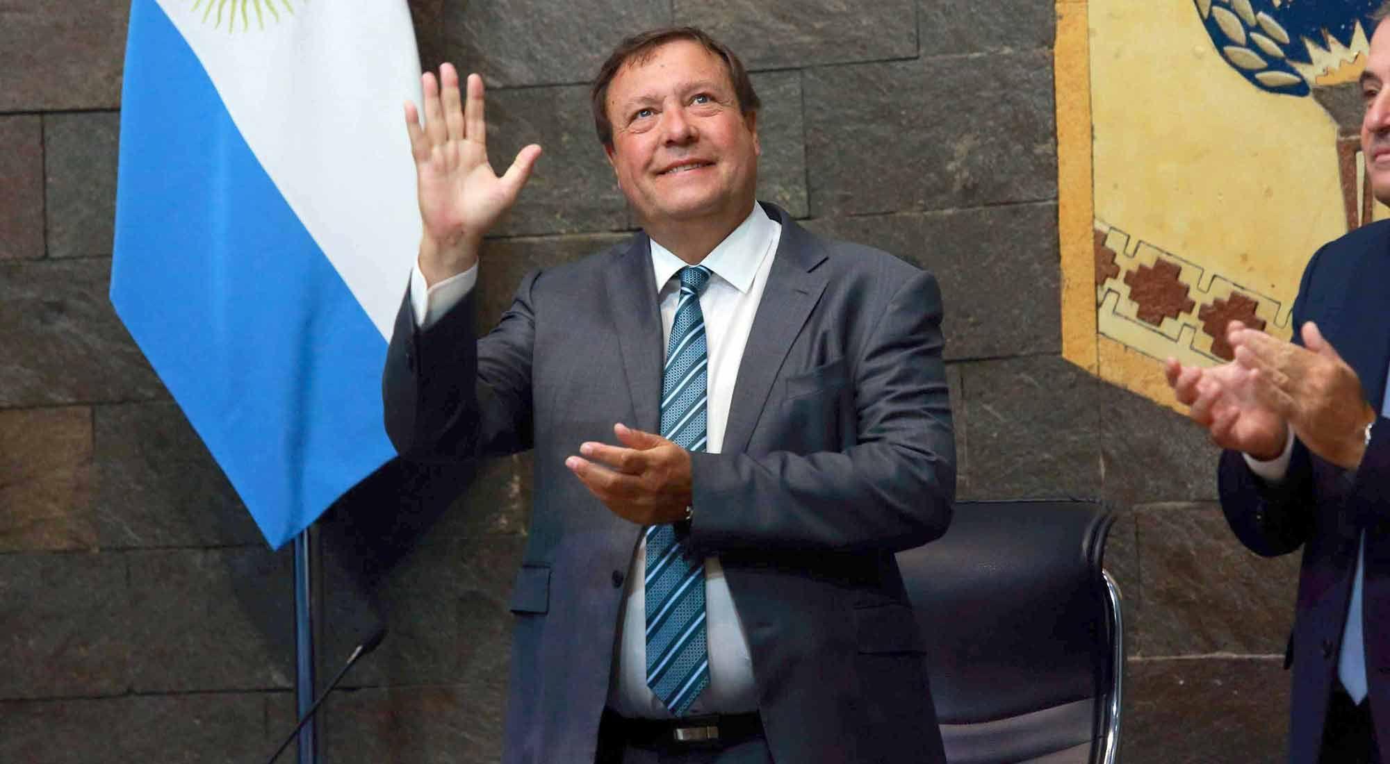 Habilitan la candidatura por la re-reelección del gobernador Alberto Weretilneck
