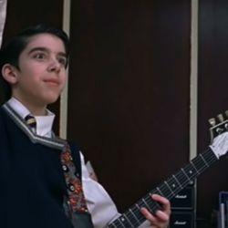 Joey Gaydos Jr interpretó al guitarrista de la banda