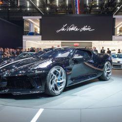 Este increíble auto de lujo fue presentado en el Salón de Ginebra