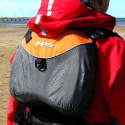 El chaleco salvavidas es de uso obligatorio. A la hora de comprarlo debemos tener presente nuestro peso.