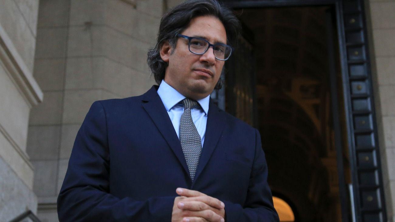 Germán Garavano, ministro de Justicia y Derechos Humanos de la Nación.