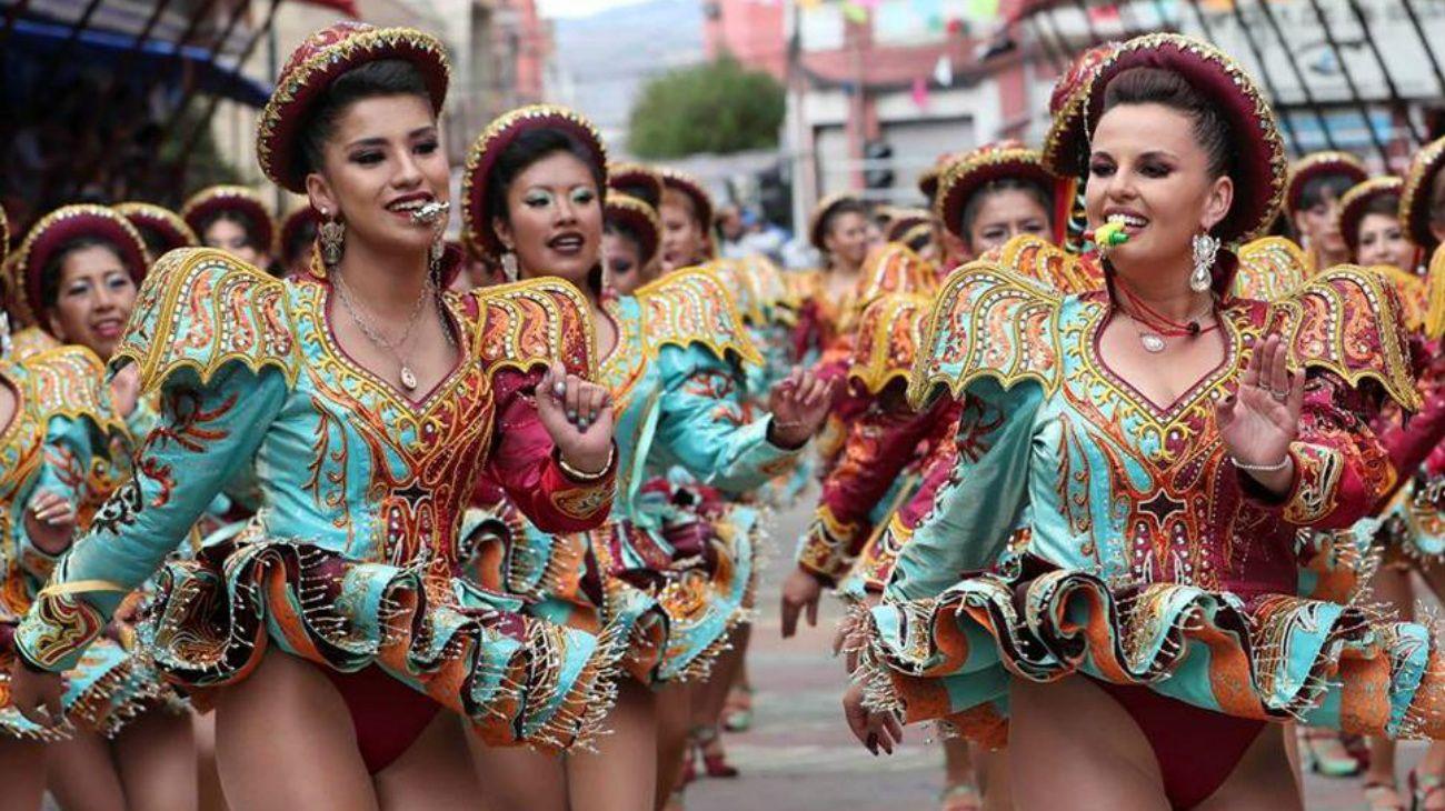 Casi 70 muertos durante los festejos del trágico Carnaval en Bolivia