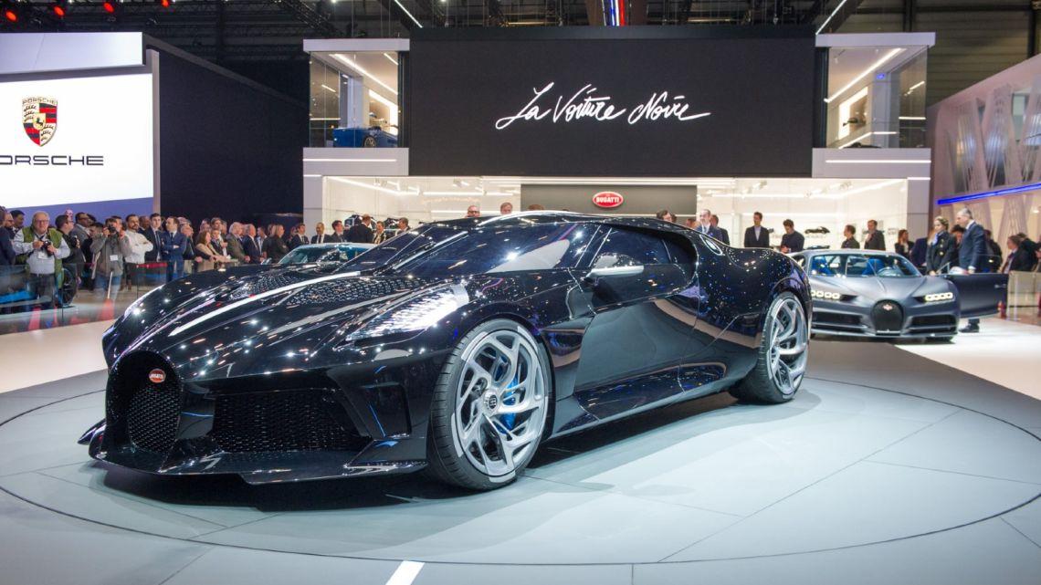 El carro más caro del mundo ya tiene dueño