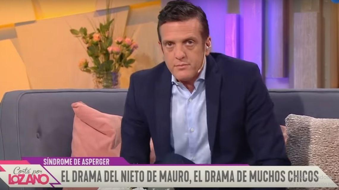 Mauro Szeta relató el el dolor que le toca vivir.