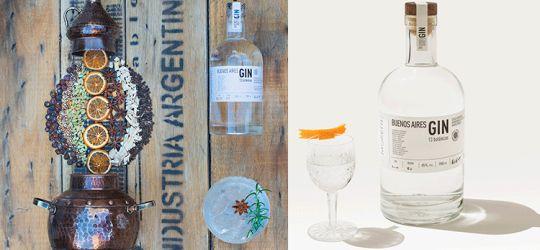 El gin más porteño