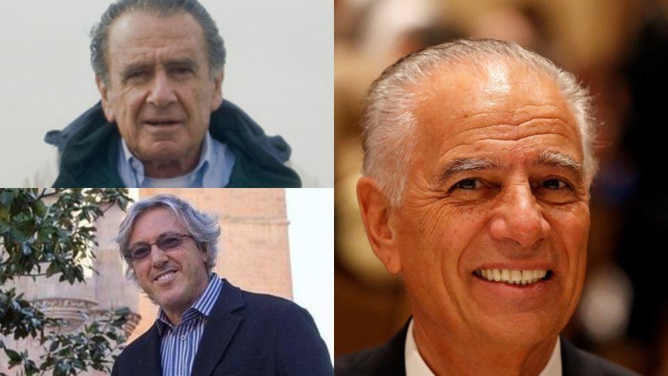 Alejandro Bulgheroni, Alberto Roemmeres y Eduardo Eurnekian los argentinos que se mantienen.
