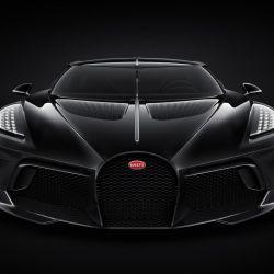 """La """"obra de arte sobre ruedas"""" de Bugatti que casi costó 20 millones de dólares a su comprador."""