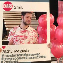 CARAS 2MM, la fiesta de los influencers.