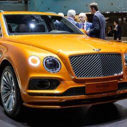 Bentley Bentayga Speed. Foto: GIMS.