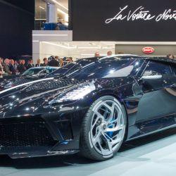 Bugatti La Voiture Noire. Foto: GIMS.