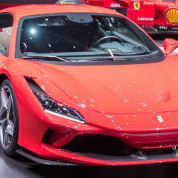 Ferrari F8 Tributo. Foto: GIMS.