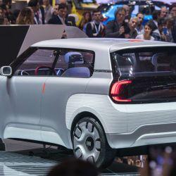 Fiat Concept Centoventi. Foto: GIMS.