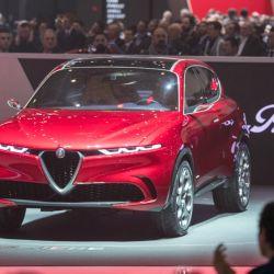 Alfa Romeo Tonale concept. Foto: GIMS.