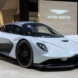 Aston Martin AM-RB 003. Foto: GIMS.