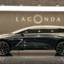 Aston Martin Lagonda All-Terrain Concept. Foto: GIMS.