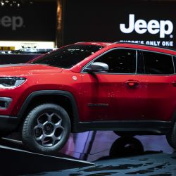 Jeep Compass Hybrid. Foto: FCA.