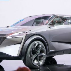 Nissan IMQ concept. Foto: GIMS.