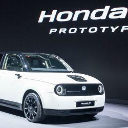 Honda e Prototype. Foto: GIMS.