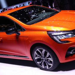 Renault Clio V. Foto: GIMS.