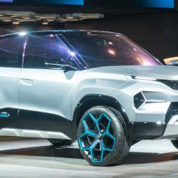 Tata H2X Concept. Foto: GIMS.