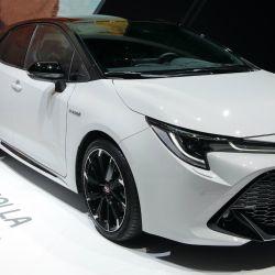 Toyota Corolla GR Sport Hybrid. Foto: GIMS.