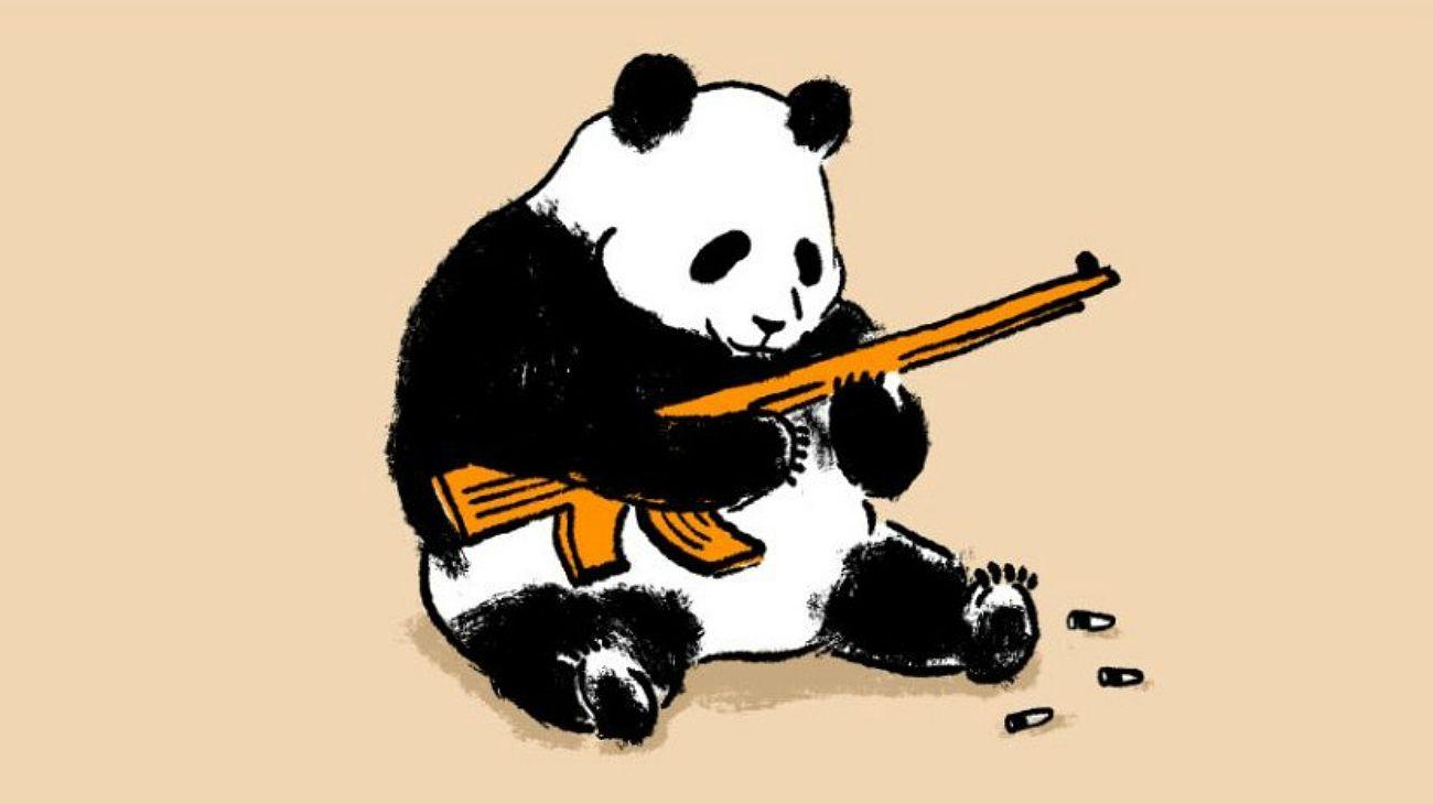 Las filtraciones del oso panda