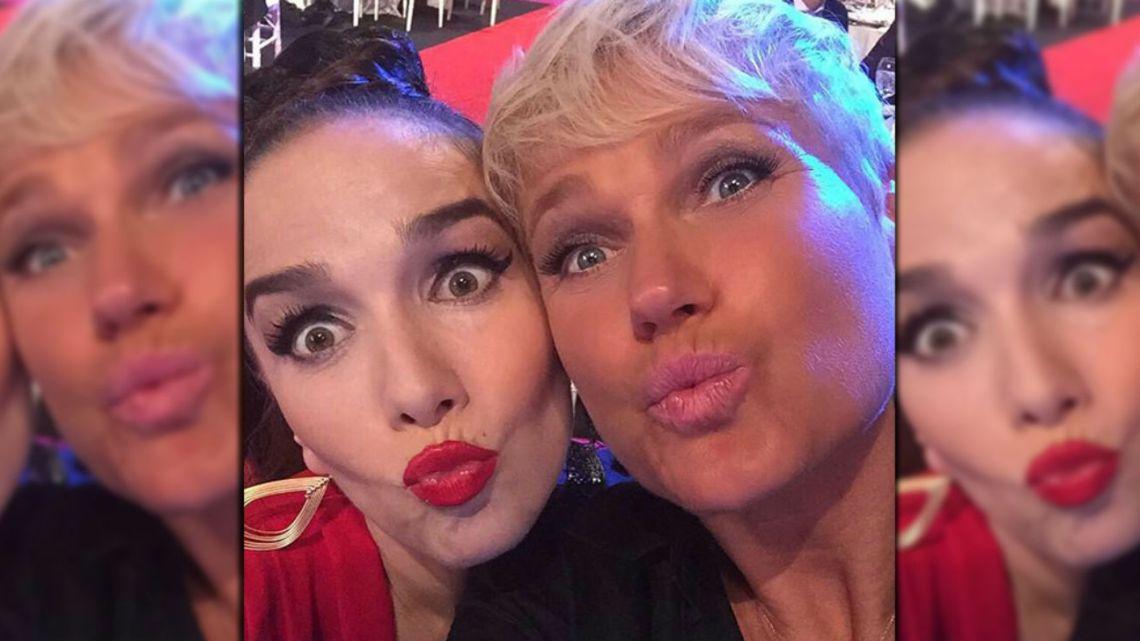 Xuxa se mostró orgullosa de Natalia Oreiro tras ser la portada de CARAS